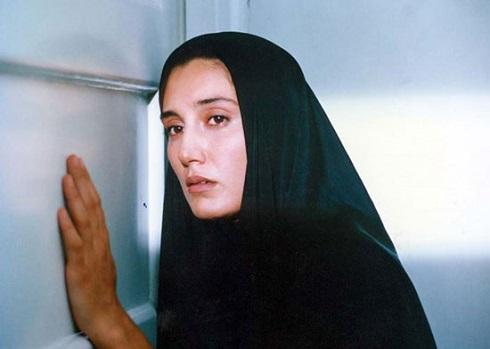 هدیه تهرانی در شوکران