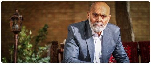 جمشید هاشم پور در سریال آقازاده