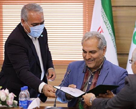 مهران مدیری سفیر برند رفاه شد