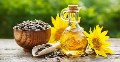 تقویت و تسریع رشد مو با روغن آفتابگردان,تقویت و تسریع رشد مو با 9 روغن گیاهی موثر