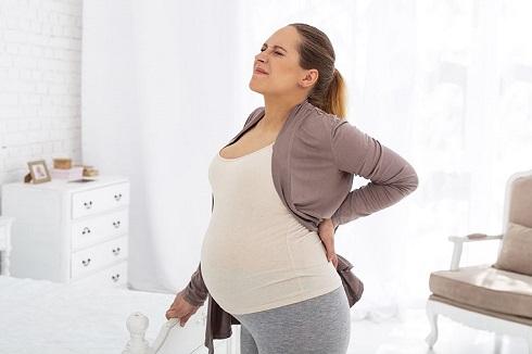 کمر درد در زمان بارداری