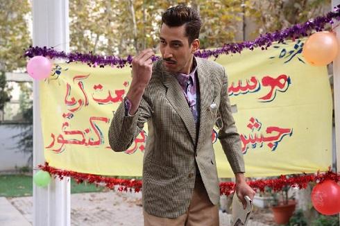 بهرام افشاری با فیلم سینمایی آقای سانسور