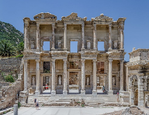 کتابخانه سلسوس در شهر افسوس