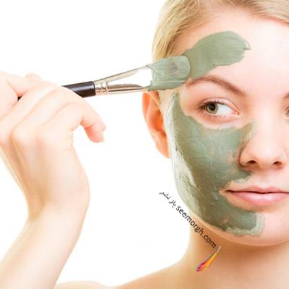 طرز تهیه ماسک سفت کننده ی پوستهای افتاده و شل,ماسک سفت کننده ی پوستهای افتاده و شل,بهترین ماسک برای پوست شما