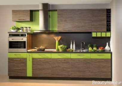 سومین اصل فنگ شویی در آشپزخانه: انتخاب رنگ مناسب,فنگ شویی آشپزخانه