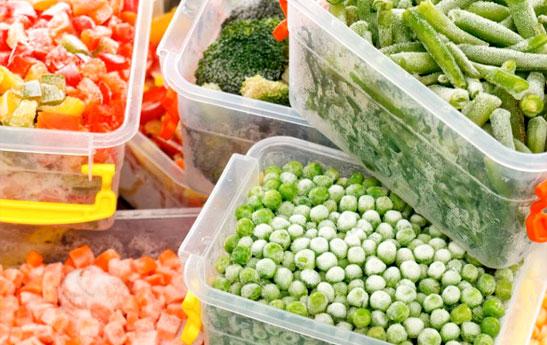 میوه ها و سبزیجاتی که بهتر است به صورت فریز نگهداری شوند,فریز کردن انواع سبزیجات با حفظ خواص، همه آنچه باید بدانید