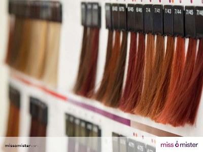 خرید آنلاین رنگ مو از سایت میس و مستر
