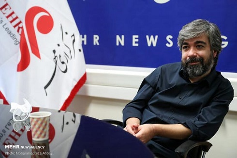 حامد عنقا فیلم نامه نویس و تهیه کننده «آقازاده»