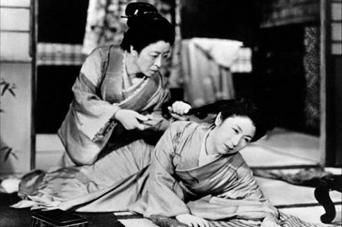 فیلم زندگی اوهارو اثر میزوگوچی