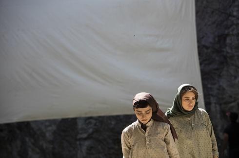 فیلم «جنایت بی دقت» ساخته شهرام مکری