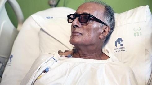 عباس کیارستمی در بیمارستان جم