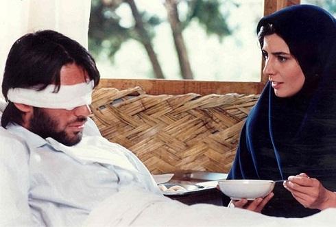 لیلا حاتمی و پارسا پیروزفر در شیدا