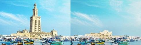 فانوس دریایی مصر