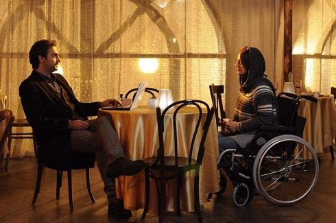مهناز افشار و حامد کمیلی در گیلدا