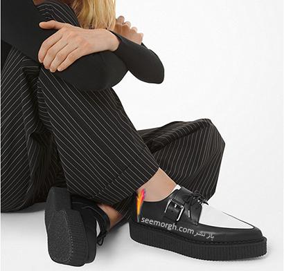 کفش زنانه پاییزی اسپرت مایکل کورس Michael Kors,نیم بوت زنانه مایکل کورس برای پاییز 2020