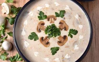 سوپ قارچ,جشنواره قارچ !! انواع غذا با قارچ