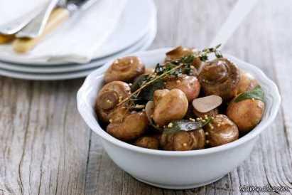 قارچ شور,جشنواره قارچ !! انواع غذا با قارچ