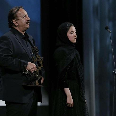 شمیلا شیراد و مجید مجیدی در جشنواره ونیز