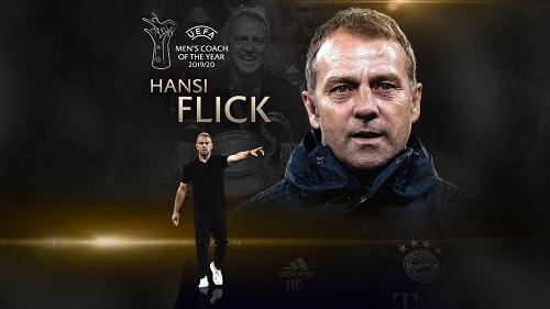 بهترین مربی: هانسی فلیک (بایرن مونیخ)