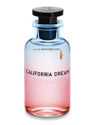 عطر زنانه California Dream از برند لویی ویتون Louis Vuitton برای پاییز 2020,عطر پاییزی,عطر پاییزی زنانه,عطر زنانه برای پاییز 2020