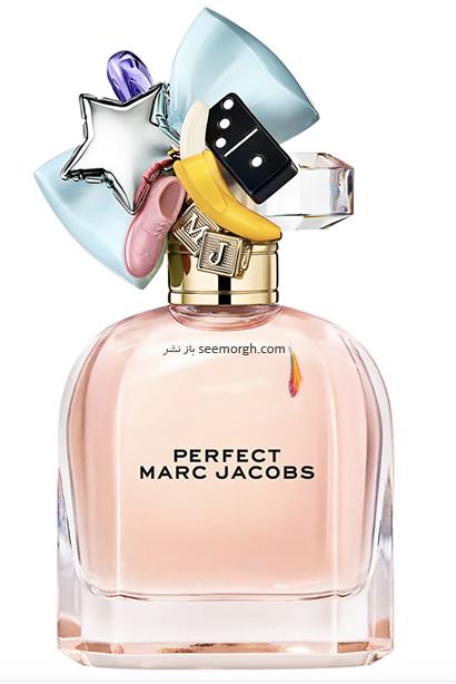 عطر زنانه Perfect از برند مارک جاکوبز Marc Jacobes برای پاییز 2020,عطر پاییزی,عطر زنانه,عطر پاییزی زنانه,عطر زنانه برای پاییز 2020