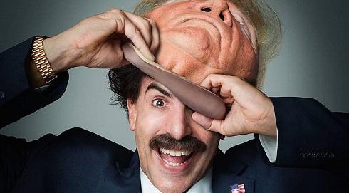 فیلم کمدی بورات Borat 2