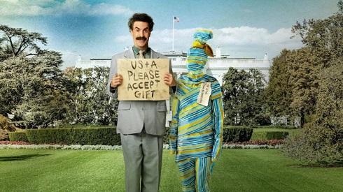نقد و بررسی بورات 2 Borat