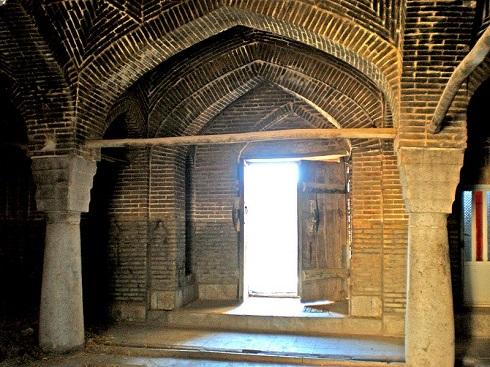 مسجد جامع بروجرد شاهکار معماری غرب ایران