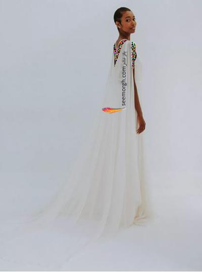 مدل لباس عروس ترند پاییز 2020 در دنیای مد - مدل شماره 13,لباس عروس,مدل لباس عروس,لباس عروس پاییزی