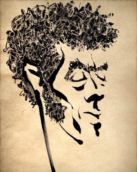 نقاشی خاص پارسا پیروزفر