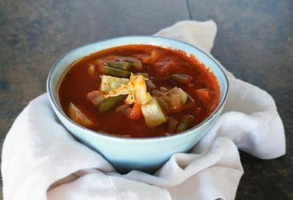 طرز تهیه سوپ سرماخوردگی پاییزی