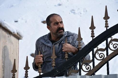 افشین هاشمی در فیلم خوره