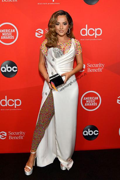 مدل لباس های برتر در American music awards 2020 - بکی جی Becky G,مدل لباس,مدل لباس در American Music Awards