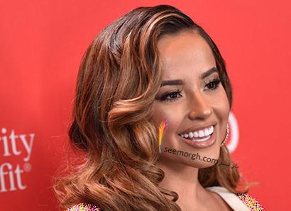 بهترین آرایش صورت در American music awards 2020 - بکی جی becky g,آرایش,مدل آرایش,آرایش صورت,مدل آرایش صورت,بهترین مدل آرایش صورت,بهترین مدل آرایش