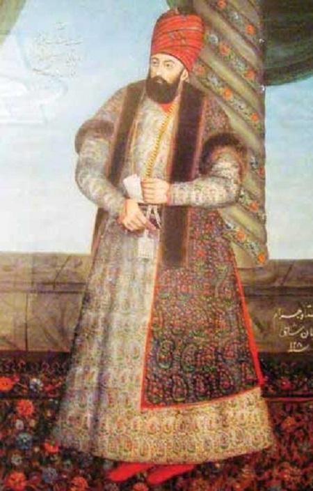 نگارهای منسوب به ابراهیم خان کلانتر