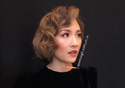 9 مدل مو که ترند پاییز 2020 شدند - مدل مو موج دار,9 مدل مو برتر برای پاییز 2020