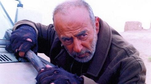 فرامرز قریبیان در فیلم رقص در غبار