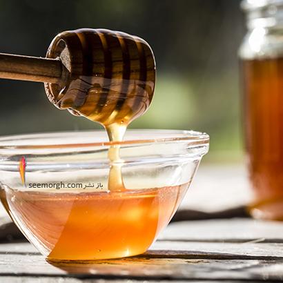 درمان سوختگی اپیلاسیون با عسل,