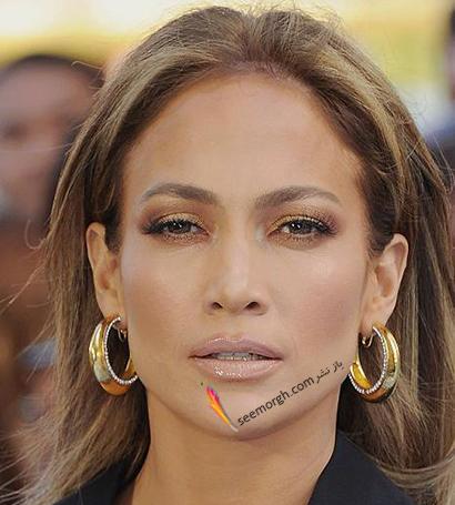 بهترین مدل گوشواره به انتخاب جنیفر لوپز Jennifer Lopez - مدل شماره 5,جنیفر لوپز,گوشواره,مدل گوشواره,مدل گوشواره به سبک جنیفر لوپز,گوشواره جنیفر لوپز