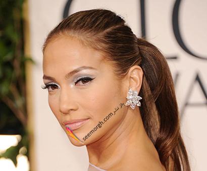 بهترین مدل گوشواره به انتخاب جنیفر لوپز Jennifer Lopez - مدل شماره 2,جنیفر لوپز,گوشواره,مدل گوشواره,مدل گوشواره به سبک جنیفر لوپز,گوشواره جنیفر لوپز