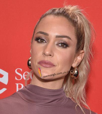 بهترین آرایش صورت در American music awards 2020 -  کریستین کاوالاری Kristin Cavallari,آرایش,مدل آرایش,آرایش صورت,مدل آرایش صورت,بهترین مدل آرایش صورت,بهترین مدل آرایش