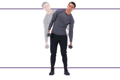 آب کردن چربی پهلو با حرکت کتل بل پهلو Kettlebell Side Bends,آب کردن چربی پهلو با 10 دقیقه ورزش,10 دقیقه ورزش برای آب کردن پهلو