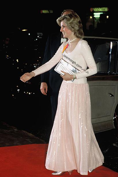 مدل لباس پرنسس دایانا Diana سال 1984,10 مدل لباس شگفت انگیز پرنسس دایانا Diana در دنیای مد,پرنسس دایانا,مدل لباس پرنسس دایانا