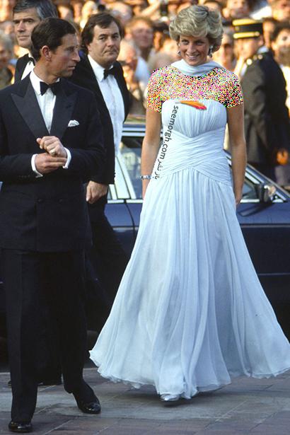 مدل لباس پرنسس دایانا Diana سال 1987,10 مدل لباس شگفت انگیز پرنسس دایانا Diana در دنیای مد,پرنسس دایانا,مدل لباس پرنسس دایانا