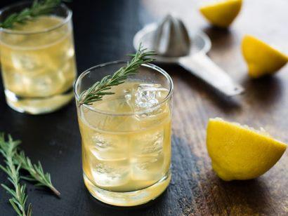 نوشیدنی لیمو ترش و رزماری,نوشیدنی پاییزی