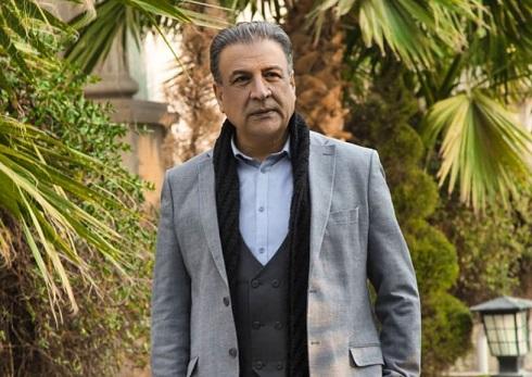 عبدالرضا اکبری بازیگر جدید بچه مهندس 4