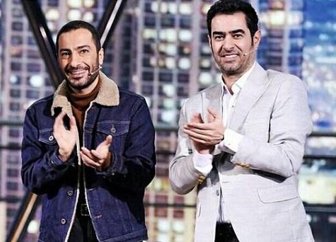 شهاب حسینی و نوید محمدزاده در همرفیق