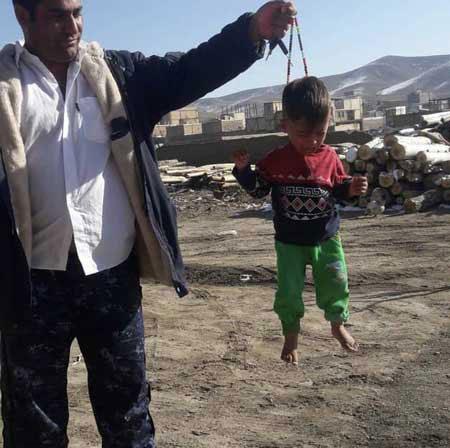 کودک آزار جنجالی بازداشت شد