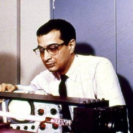 پرفسور علی جوان فیزیکدان، مخترع اولین لیزر گازی در دنیا