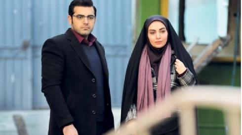 مهشید جوادی و محمدرضا رهبری سریال بچه مهندس ۴